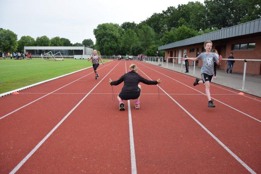 Realschule Wolbeck Sportfest 2017 (12)