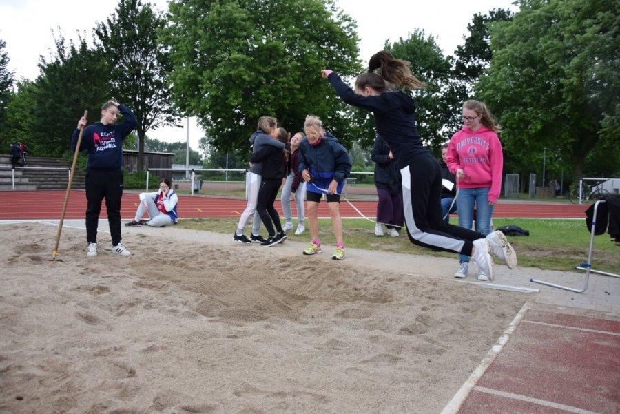 Realschule Wolbeck Sportfest 2017 (15)