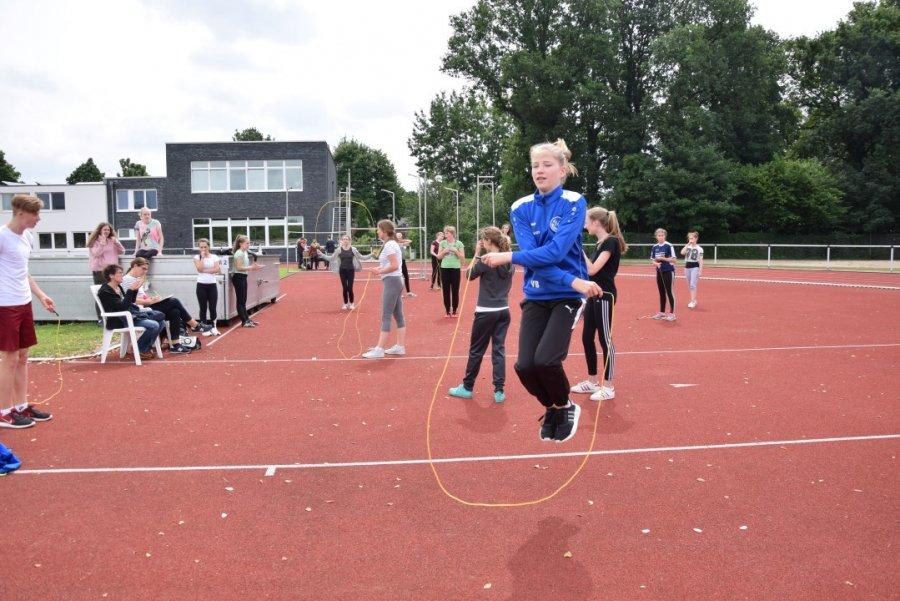 Realschule Wolbeck Sportfest 2017 (19)
