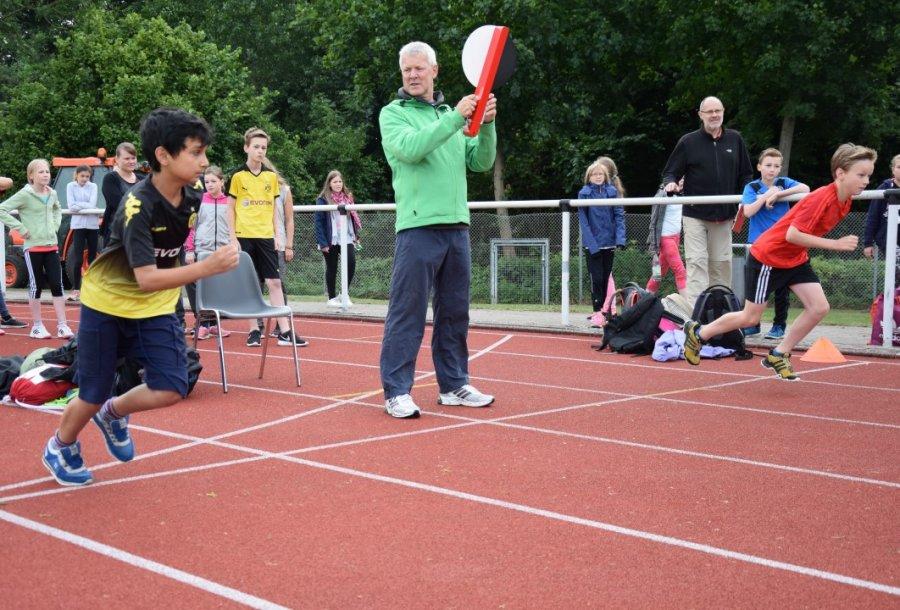 Realschule Wolbeck Sportfest 2017 (4)