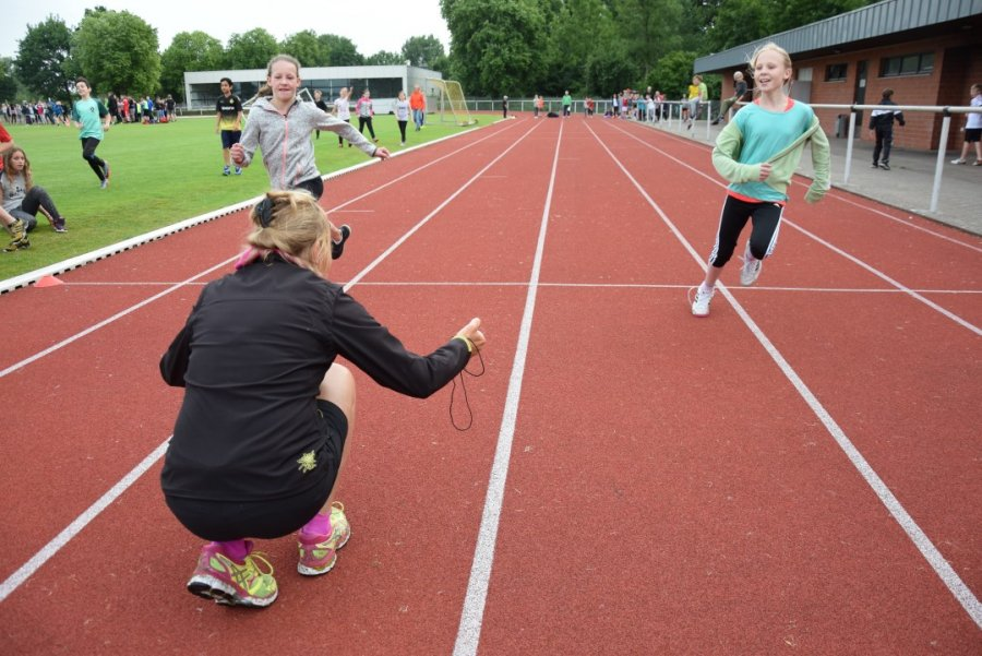 Realschule Wolbeck Sportfest 2017 (7)