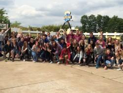 Realschule Wolbeck SV Ausflug 2015