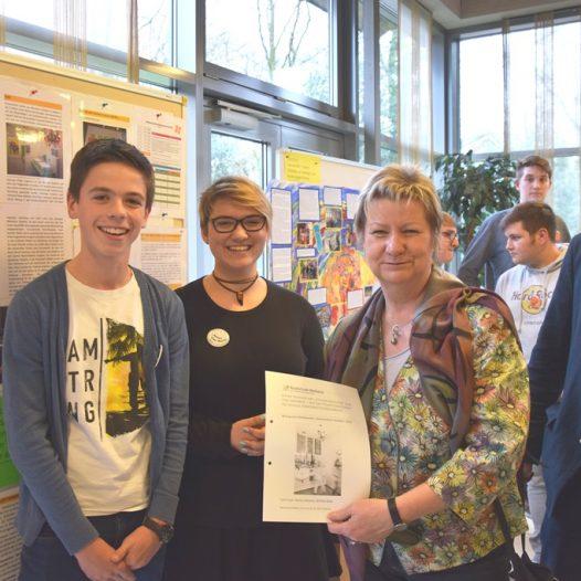 RSW-Demokratie-Projekt bei der Lernstatt NRW