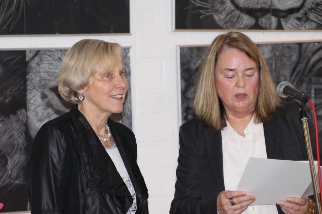 Monika Törner feierlich in den Ruhestand verabschiedet