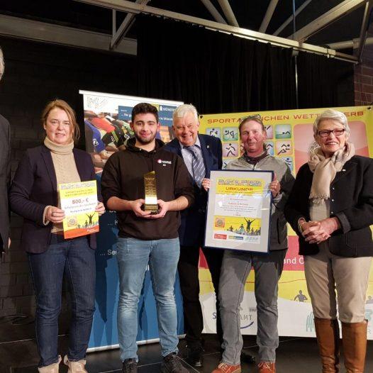 Realschule Wolbeck gewinnt Sportabzeichenwettbewerb der Stadt Münster