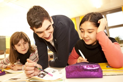 Nachhilfe für Schüler durch Schüler