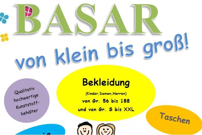 Schulpflegschaft veranstaltet Basar