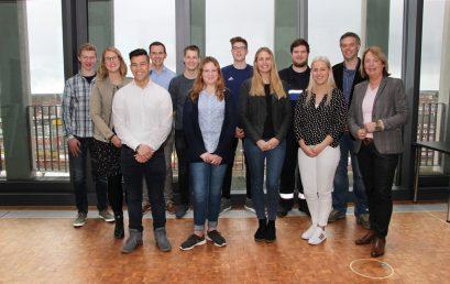 """""""Noten sind nicht alles!"""" Realschule Wolbeck  führt Kooperation mit Westfalen Gruppe fort"""