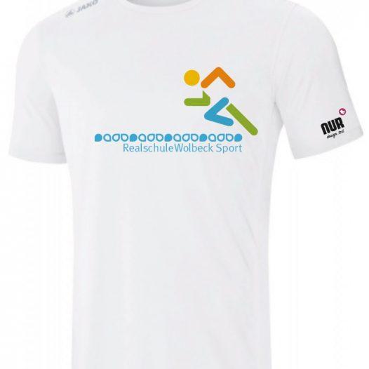 Schülerfirma bietet Realschule-Wolbeck-Sportshirts an