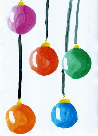 Frohe Weihnachten von den Schülerinnen und Schülern der Realschule Wolbeck