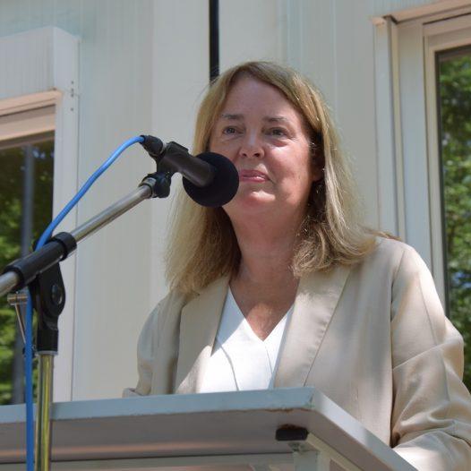 Schulleiterin Christa Stuckenberg verabschiedet
