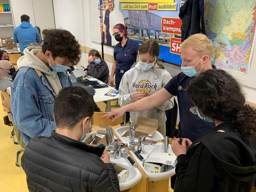 HandWerkStatt2021 - Jugendliche erleben Handwerk mit Herz und Hand