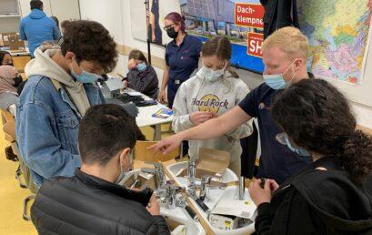 HandWerkStatt2021 – Jugendliche erleben Handwerk mit Herz und Hand